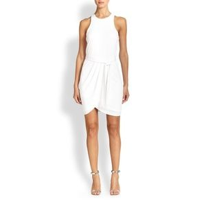 Trina Turk White sleeveless dress